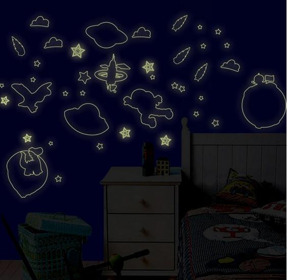 Kosmos Planety Fluorescencyjne Edukacyjne Edukacyjne